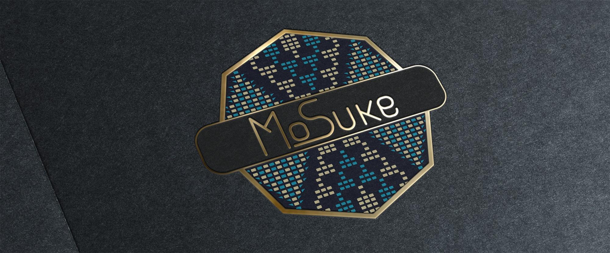 Logo MoSuke design by_Acvis