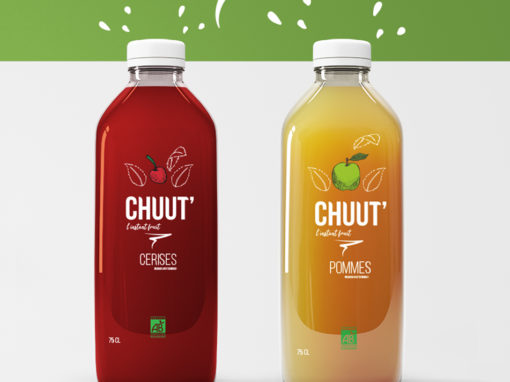Packaging – Etude bouteille