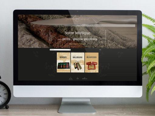e-commerce – gourmet tierras del Sur