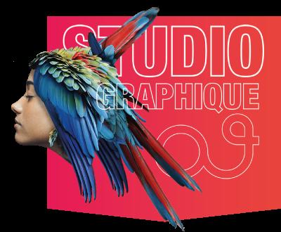Bannière Studio Graphique acvis