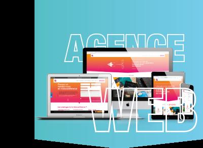 Bannière agence web acvis